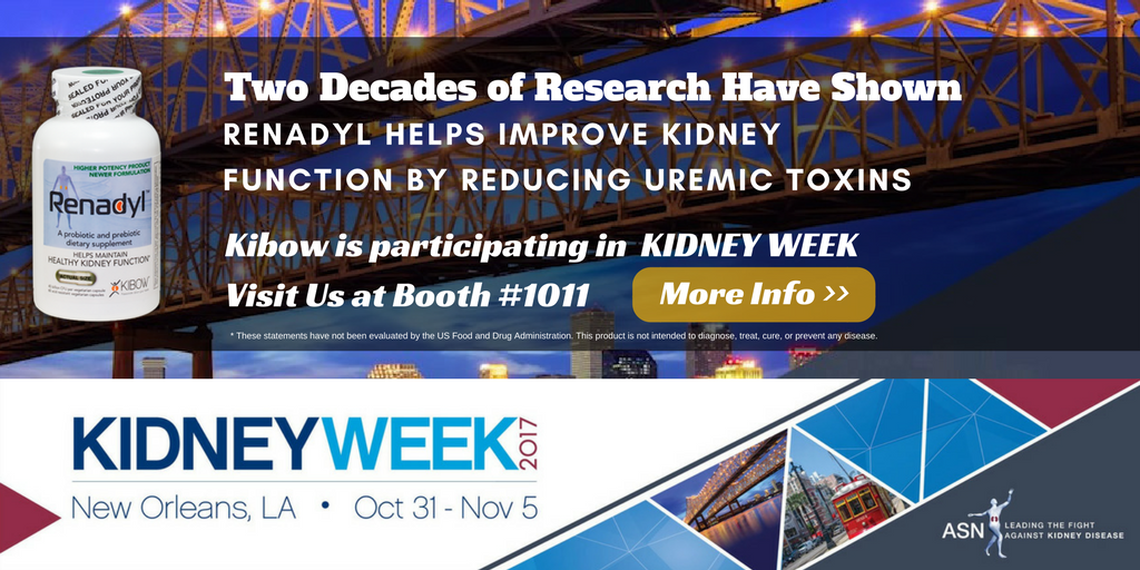 KIBOW ASN 2017 - KIDNEY WEEK