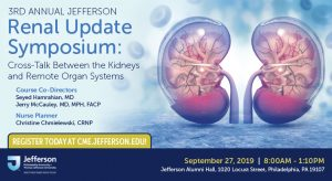 3rd Annual Jefferson Renal Update Symposium